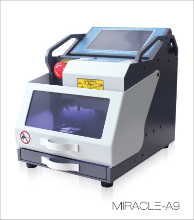 Miracle A9 39 Miracle 39 Key Cutting Machine